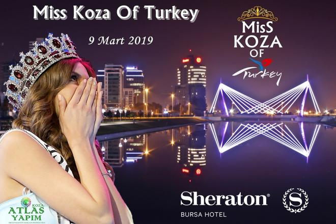Miss Koza of Turkey 2019